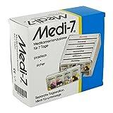 Medi 7 Medikamenten Dosierer für 7 Tag
