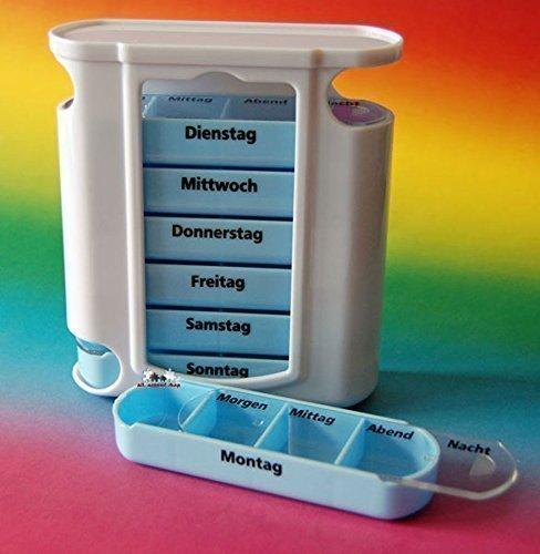 pillenbox 7 tage morgens abends
